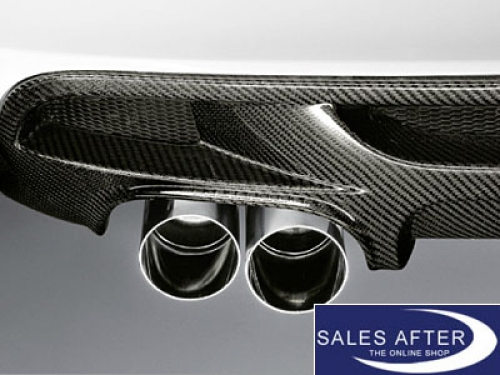 BMW Performance E81 E87 E87LCI Exhaust system, 116i (N45N)