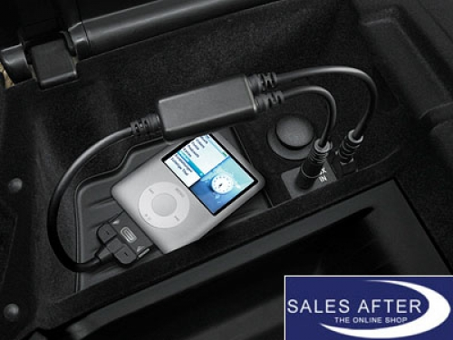 Salesafter The Online Shop Genuine Bmw Music Adapter Apple Ipod Iphone