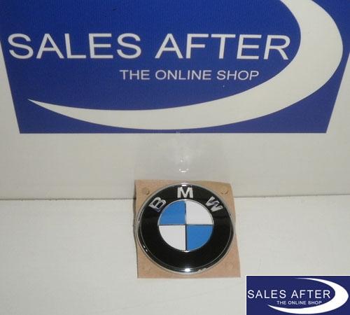 Original BMW Kofferraum Emblem 2 3 4 Series F22 E46 E90 F30 F31 F32 F33 F36