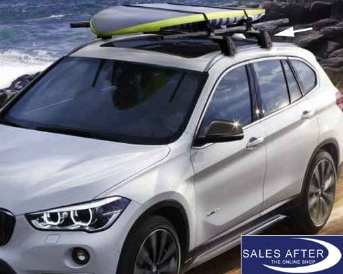 Bmw Base Support System X1 F48 With Roof Railing