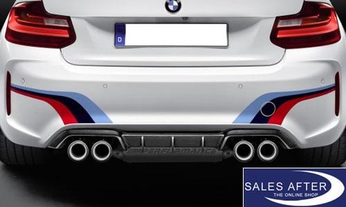 Salesafter The Online Shop Bmw M Performance F87 M2 Rear