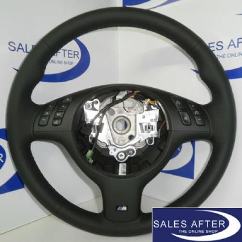 Bmw Z4 M Steering Wheel: BMW 3 Series E46 M Leather