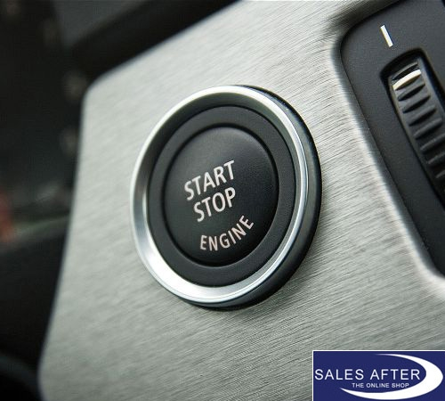 BMW X1 E84 Z4 E89 Start/Stop button for engine