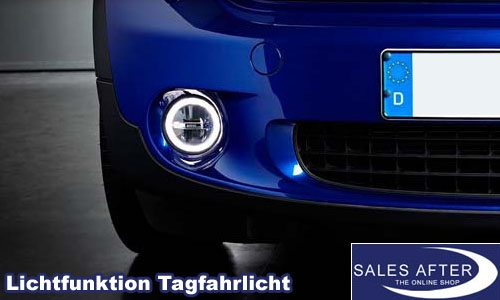 Original MINI Tagfahrlicht LED Auto & Motorrad Tagfahrlicht ...